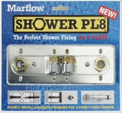 Shower Valve Fixing Plate Notjusttaps Co Uk